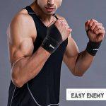 [ 2 PCS ] Ipow Wrist Wraps / Bandage Protection de Poignets / Serre-poignets soulager la douleur, Unisex, Convient toutes sortes de Sports de la marque ipow image 1 produit