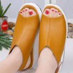 2018 Nouvelles sandales de femmes,GreatestPAK Bohême Chaussures à talons hauts Summer Shake Fond épais de la marque GreatestPAK_Chaussures image 3 produit