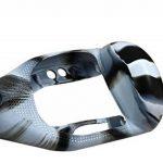 """6,5"""" Housse/Coque De Protection En Silicone Pour Hoverboard Segway 2 Roues, Cool&Fun Coque Anti-rayures Etanche, Camouflage Blanc et Noir de la marque Cool&Fun image 5 produit"""