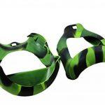 """6,5"""" Housse/Coque De Protection En Silicone Pour Hoverboard Segway 2 Roues, Cool&Fun Coque Anti-rayures Etanche, Camouflage Vert et Noir de la marque Cool&Fun image 2 produit"""