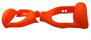 """6,5"""" Housse/Coque De Protection En Silicone Pour Hoverboard Segway 2 Roues, Cool&Fun Coque Anti-rayures Etanche, Orange de la marque Cool&Fun image 0 produit"""