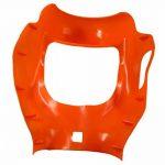 """6,5"""" Housse/Coque De Protection En Silicone Pour Hoverboard Segway 2 Roues, Cool&Fun Coque Anti-rayures Etanche, Orange de la marque Cool&Fun image 4 produit"""