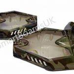 """8"""" Hoverboard CHROME Plastic Shell - Housse Swegway 8 pouces Frame 2 Wheel Smart Balance Scooter Plastics de la marque SmartBoardsUK image 2 produit"""