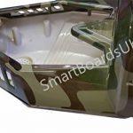"""8"""" Hoverboard CHROME Plastic Shell - Housse Swegway 8 pouces Frame 2 Wheel Smart Balance Scooter Plastics de la marque SmartBoardsUK image 3 produit"""
