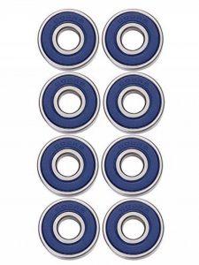 8 Pack Roulements 608 2RS, Double Blindé de la marque eBoot image 0 produit