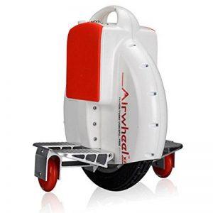 AIRWHEEL X3S Monoroue Électrique Mixte Adulte, Blanc/Rouge de la marque Airwheel image 0 produit