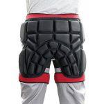 Alamor Universal protection hip Pad rembourré shorts ski Skate Snowboard Patinage ski protection shorts pantalon - M de la marque Alamor image 4 produit