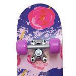 Apollo Skateboard, petit Skateboard Complet avec roulements ABEC 3, aluminium Axes, motifs différents–pour enfants et adolescents de la marque Apollo image 4 produit