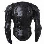 Armure Complète du Corps Veste de Moto Blouson de Motard Gilet Protection de Colonne Poitrine Épaule Noir XL de la marque Suntime image 2 produit