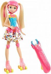 Barbie - DTW17 - Barbie Rollers Lumineux de la marque Barbie image 0 produit