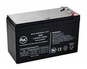 Batterie Razor E300 12V 9Ah Scooter - Ce produit est un article de remplacement de la marque AJC® de la marque AJC Battery image 0 produit