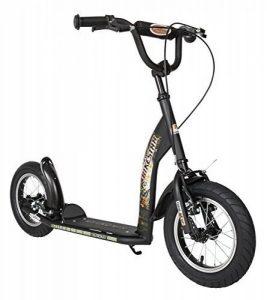 Bikestar Trottinette enfant 2 roues pour garcons et filles de 6-10 ans ★ Patinette enfant 12 pouces sportif ★ de la marque STAR-SKATEBOARDS image 0 produit
