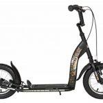 Bikestar Trottinette enfant 2 roues pour garcons et filles de 6-10 ans ★ Patinette enfant 12 pouces sportif ★ de la marque STAR-SKATEBOARDS image 2 produit