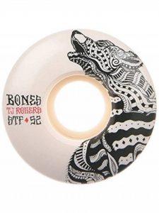 Bones Roger Wolf 52 Mm V3 - No Color de la marque Bones image 0 produit