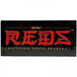 Bones - Roulements De Skateboard Redz - Taille:one Size de la marque Bones image 0 produit