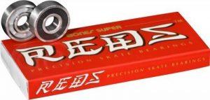 Bones Super Reds Bearings x8 608mm de la marque Bones image 0 produit
