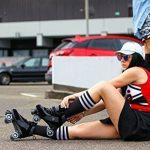BTFL Roller Patin Quad Trend Luca (Unisex) - Taille: 43 de la marque BTFL image 6 produit