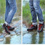Chaussures de randonnée en plein air pour hommes respirant antidérapant espadrilles de la marque summerest image 5 produit