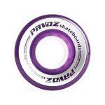 Clear Cruiser Wheels For Street Skateboard 60mm 78A Pavoz de la marque Pavoz image 2 produit