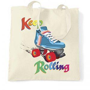 Continuez à rouler Derby filles Patins à roulettes Jammer Rétro Sac à Main de la marque Tim and Ted image 0 produit