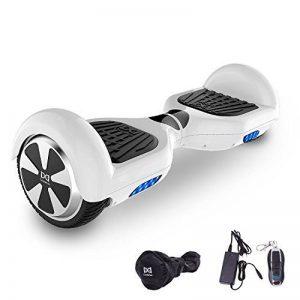 Cool&Fun 6,5 pouces Hoverboard Self Balance Scooter Smart Skateboard Auto-équilibrage Électrique Gyropode 2x350W de la marque Cool&Fun image 0 produit