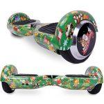 Cool&Fun 6,5 pouces Hoverboard Self Balance Scooter Smart Skateboard Auto-équilibrage Électrique Gyropode 2x350W de la marque Cool&Fun image 1 produit