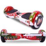 Cool&Fun 6,5 pouces Hoverboard Self Balance Scooter Smart Skateboard Auto-équilibrage Électrique Gyropode 2x350W de la marque Cool&Fun image 2 produit