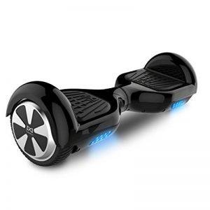 Cool&Fun Hoverboard 6,5 pouces Smart Scooter Skateboard Électrique Gyropode 2x350W (Noir) de la marque Cool&Fun image 0 produit