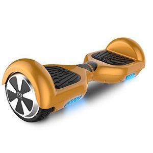 Cool&Fun Hoverboard 6,5 pouces Smart Scooter Skateboard Électrique Gyropode 2x350W de Boutique GyroGeek (Or) de la marque Cool&Fun image 0 produit