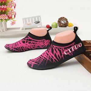 Couple eau chaussures plage chaussures de bain chaussettes de peau pour hommes femmes piscine surf yoga en cours d'exécution de la marque summerest image 0 produit