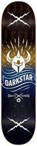 Darkstar Plateau Axis Rhm Jaune Bleu 8.125 X 31.8 de la marque Darkstar image 0 produit