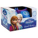 Disney – La Reine des Neiges – Patins à Roulettes 4 Roues Junior Frozen – Taille Ajustables de 22 à 29 de la marque Disney image 2 produit
