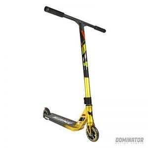 Dominator Team Edition Complete Pro Stunt Scooter - Or / Noir de la marque Dominator Scooters image 0 produit