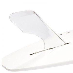 Dorsal Hatchet Surf SUP Longboard Surfboard Fins - Clear de la marque Dorsal image 0 produit