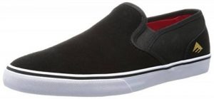 Emerica Provost Cruiser Slip, Man, Color: Black/Black de la marque Emerica image 0 produit