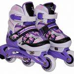 Enfants rollers Patins à roulettes, 2en 1, Taille réglable NJ 9128A Nils de la marque NILS image 1 produit