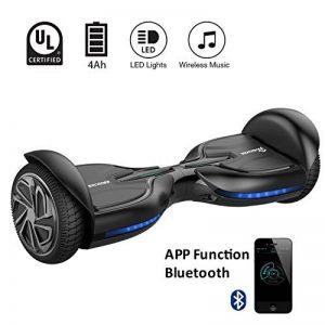 """EVERCROSS Q3 Hoverboard électrique 6,5"""" Skateboard électrique Gyropode Certifié norme de la marque EVERCROSS image 0 produit"""