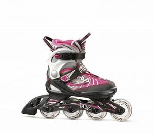 Fila fille Kids Rollers J de One Inliner, Fille, Kids-Inline-Skates J-One de la marque Fila image 0 produit
