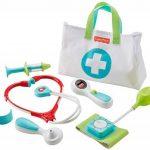 Fisher-Price Mattel dvh14- Malette de docteur de la marque Fisher-Price image 2 produit