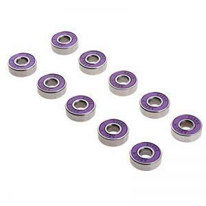 fityle 10pcs de roulement ABEC 9608RS série 608pour skateboard Patins à roulettes Rollers de la marque FITYLE image 0 produit