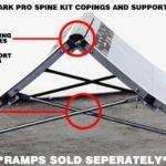 FreshPark Pro Spine Kit de module de skateboard pliable/transportable Gris de la marque FreshPark image 1 produit