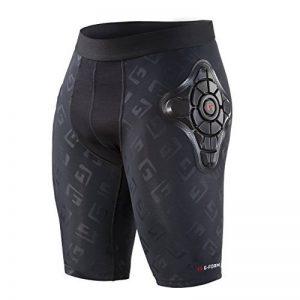 G Form CS0202335 Protection Bas du Corps Mixte Adulte, Noir, Taille L de la marque Gform image 0 produit