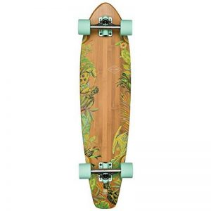 Globe - Longboard Skate Board Pack The All Time Bamboo Prickly Pear - Taille:one Size de la marque Globe image 0 produit