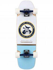 """Générique Miller Jfk Skateboard Mixte Enfant, Multicolore, 31"""" de la marque Générique image 0 produit"""