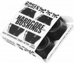 Gommes Bones Hardcore Noir Skate–Rigide de la marque Bones Wheels image 0 produit