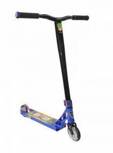 Grain Taj Signature Elite XM Pro Trottinette–Bleu/noir de la marque Grit Scooters image 0 produit