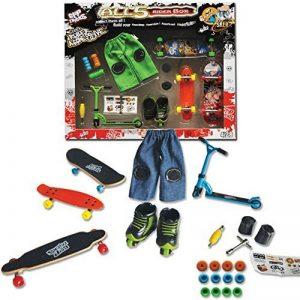 Grip & Tricks - Coffret 5 produits - Coffret Cadeau - Finger Skates - Roller BMX Scooter - Dimensions: 25 X 20,5 X 5 cm de la marque Grip&Tricks image 0 produit