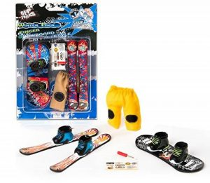 Grip & Tricks - Finger Snowboard Ski freestyle - Pack1 WINTER de la marque Grip&Tricks image 0 produit