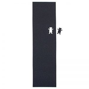 Grizzly Bear CutOut Regular Skateboard Griptape One Size Black de la marque Grizzly image 0 produit