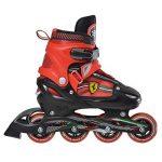 HEAD enfants Adjustable Rollers Ferrari Rollers, Enfant, Adjustable Inline Skates FERRARI de la marque HEAD image 1 produit